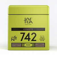 Черный чай JAF Single Estate Adawatte №742 ж/б 100г