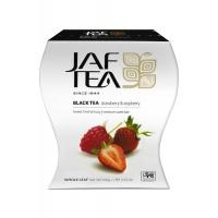 Чай черный JAF Exclusive Collection Клубника Малина 100г картон