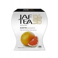 Чай черный JAF Exclusive Collection Pink Grapefruit Грейпфрут 100г картон