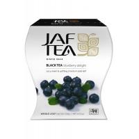 Чай черный JAF Exclusive Collection Голубика 100г картон