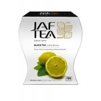Чай черный JAF Exclusive Collection Солнечный Лимон 100г картон