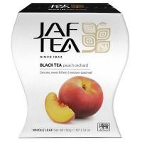 Чай черный JAF TEA Персик Абрикос картон 100г