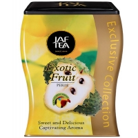 Чай черный JAF Exclusive Collection Exotic Fruit ж/б 250г