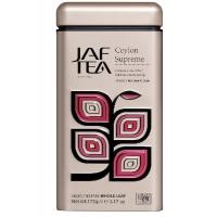 Черный чай JAF Ceylon Supreme ж/б 175г