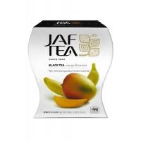Чай черный JAF TEA Манго Банан картон 100г