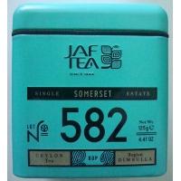 Черный чай JAF Single Estate Summerset №582 ж/б 125г