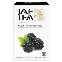 Чай черный JAF Exclusive Collection Ежевика 20x1,5г