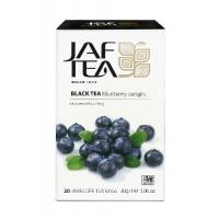 Чай черный JAF Exclusive Collection Голубика 20x1,5г