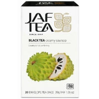 Чай черный JAF Exclusive Collection Крем Соусап 20x1,5г