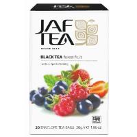 Чай черный JAF Exclusive Collection Форест Фрут 20x1,5г