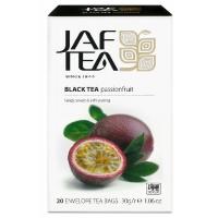 Чай черный JAF Exclusive Collection Пешн Фрут 20x1,5г