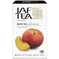 Чай черный JAF Exclusive Collection Пич Очард 20x1,5г