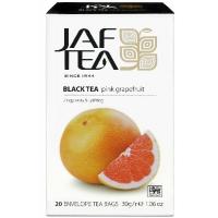 Чай черный JAF Exclusive Collection Пинк Грейпфрут 20x1,5г