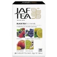 Чай черный JAF Exclusive Collection Фрут Мелоди 20x1,5г