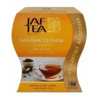 Чай черный JAF Exclusive Collection Golden Ceylon 100г