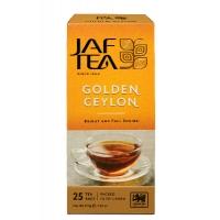 Чай черный JAF Golden Ceylon Голден Цейлон 25x1,5г