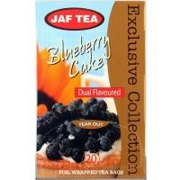 Чай черный JAF Exclusive Collection Черничный пирог 20x2г