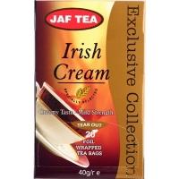 Чай черный JAF Exclusive Collection Irish Cream 20x2г