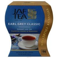 Чай черный JAF Exclusive Collection Earl Grey 100г картон