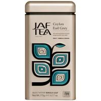 Чай черный JAF  Classic Gold - Ceylon Earl Grey ж/б 175г