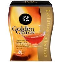 Чай черный JAF Exclusive Collection  Golden Ceylon ж/б 180г