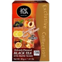 Чай черный JAF Exclusive Collection Sensational Fruit Melange 20x2г