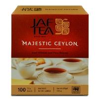 Чай черный JAF Majestic Мажестик 100x2г