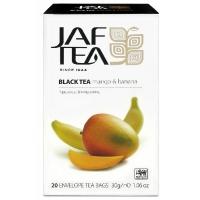 Чай черный JAF Exclusive Collection Манго Банан 20x1,5г