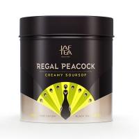 Черный чай JAF Regal Peacock Creamy Soursop Крим Саусап ж/б 180г