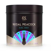 Черный чай JAF Regal Peacock Earl Grey Эрл Грей ж/б 180г