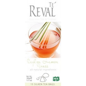 Чай черный JAF Te' Reval  Lemon Graas (15х2г.)