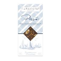 Черный шоколад с манго и хрустящими средиземноморскими фруктами Passiò LuXocolat, арт. lx_3459, 100г