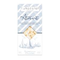 Белый шоколад с кокосом и бананом Atrevit LuXocolat, арт. lx_3465, 100г