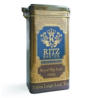 Чай Ritz Barton Royal Big Leaf в ж/б 125г