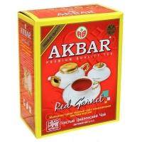 Черный чай Akbar (Акбар) Красный Гранат 100г.
