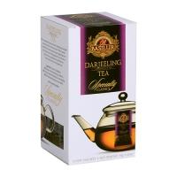 Черный чай Basilur Дарджилинг пакетированный, 10х3,5г
