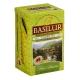 Зеленый чай Basilur Летний, коллекция Четыре сезона, 20х1,5г
