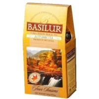 Черный чай Basilur Осенний, коллекция Четыре сезона, картон 100г