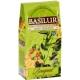 Зеленый чай Basilur Зеленая свежесть, коллекция Букет, картон 100г