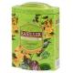 Зеленый чай Basilur Зеленая свежесть, коллекция Букет, ж/б, 100г
