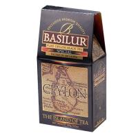 Черный чай Basilur Особый, коллекция Чайный остров, картон 100г