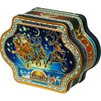 Черный чай Basilur Санки ж.б. Волшебная коллекция, 100г