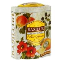 Фруктовый чай Basilur Индийское Лето, коллекция Фруктовый коктейль, ж/б 100г