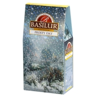 Черный чай Basilur Морозный день, Подарочная коллекция, картон 100г