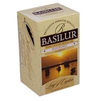 Черный чай Basilur Рухну в пакетиках, коллекция лист Цейлона, 20х2г