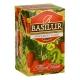 Черный чай Basilur Клубника и киви, коллекция Волшебные фрукты, 20х2г