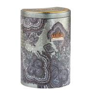 Черный чай Basilur Персидский Граф Грей, Восточная коллекция, ж/б 100г