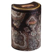 Черный чай Basilur Магия ночи, коллекция Восточная, ж/б 100г