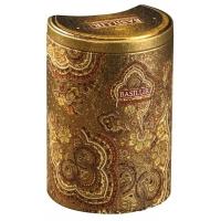 Черный чай Basilur Золотой полумесяц Восточная коллекция, жб., 100г
