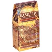 Черный чай Basilur Золотой полумесяц Восточная коллекция картон 100г